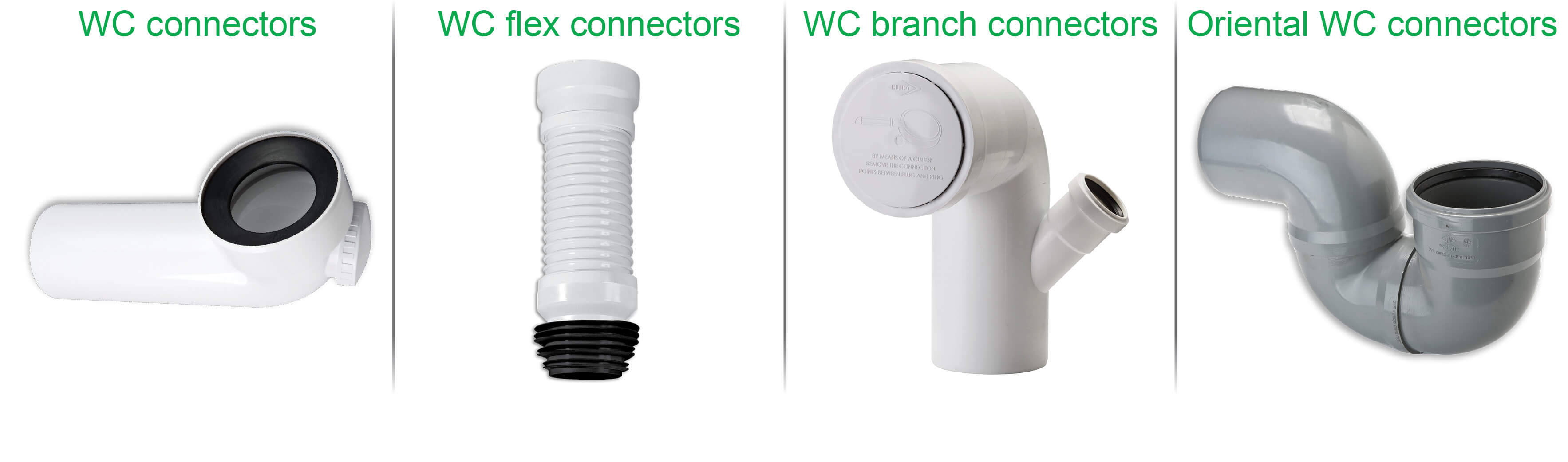 WC Connectors