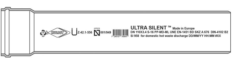 Ultra Silent - Huliot advanced flow systems